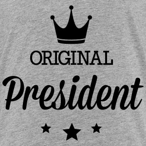 Original three star deluxe President Shirts - Kids' Premium T-Shirt