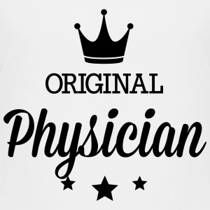 Original three star deluxe physician Shirts - Teenage Premium T-Shirt