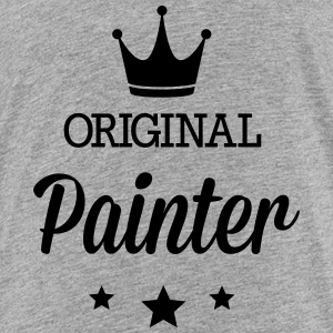 Original three star deluxe painter Shirts - Teenage Premium T-Shirt