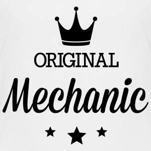 Original three star deluxe mechanic Shirts - Kids' Premium T-Shirt