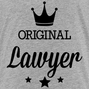 Original three star deluxe Attorney Shirts - Kids' Premium T-Shirt