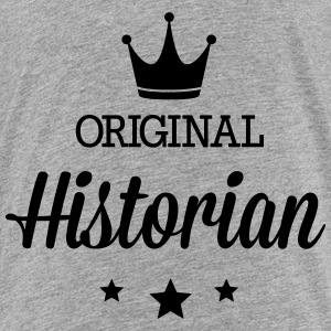 Original three star deluxe historians Shirts - Kids' Premium T-Shirt