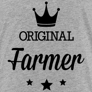Original three star deluxe farmer Shirts - Teenage Premium T-Shirt