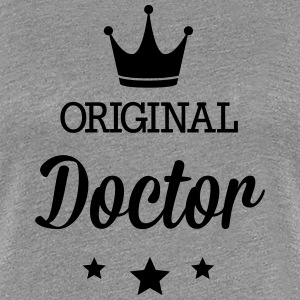 Original three star deluxe doctor T-Shirts - Women's Premium T-Shirt