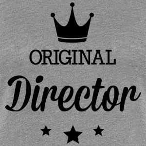 Original three star deluxe Director T-Shirts - Women's Premium T-Shirt