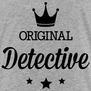 Original three star deluxe detective Shirts - Teenage Premium T-Shirt