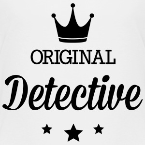Original three star deluxe detective Shirts - Kids' Premium T-Shirt