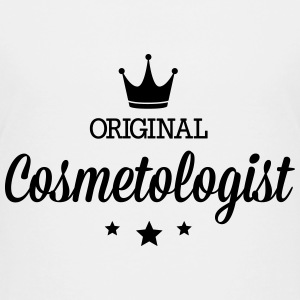 Original three star deluxe beauticians Shirts - Teenage Premium T-Shirt