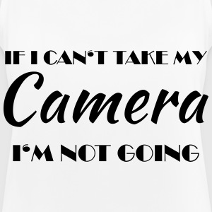 If I can't take my camera... Sportkleding - Vrouwen tanktop ademend