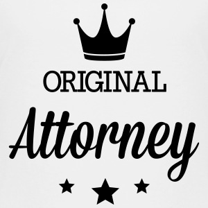 Original three star deluxe Attorney Shirts - Teenage Premium T-Shirt