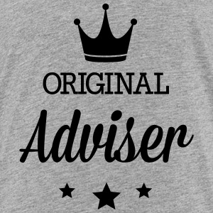 Original three star deluxe Advisor Shirts - Teenage Premium T-Shirt