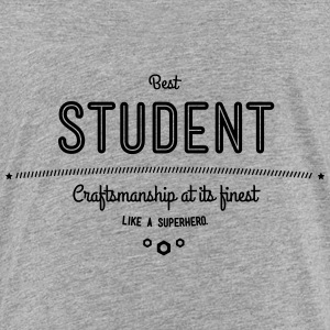 Best student - craftsmanship at its finest Shirts - Kids' Premium T-Shirt