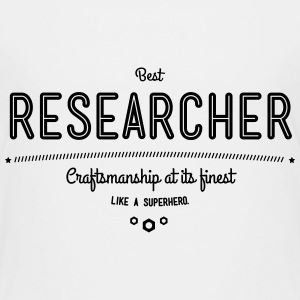 Best researchers – craftsmanship at its finest Shirts - Kids' Premium T-Shirt