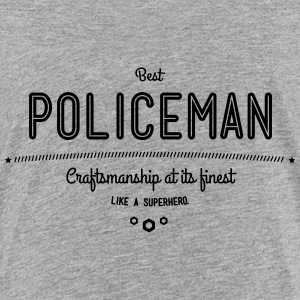Best COP - craftsmanship at its finest Shirts - Teenage Premium T-Shirt