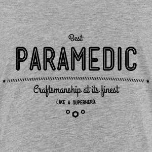 Best Medic - craftsmanship at its finest Shirts - Teenage Premium T-Shirt