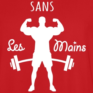 musculation sans les main Tee shirts - Maillot de football Homme