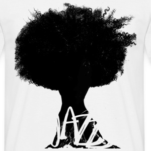 Jazz tree T-Shirts - Men's T-Shirt