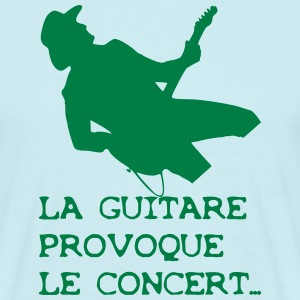 GUITARE Tee shirts - T-shirt Homme