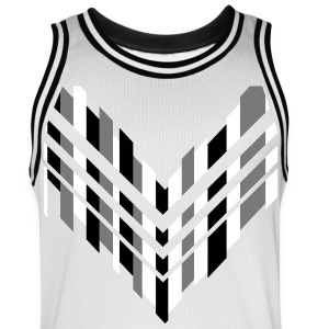 Graphic arrow Sports wear - Men's Basketball Jersey