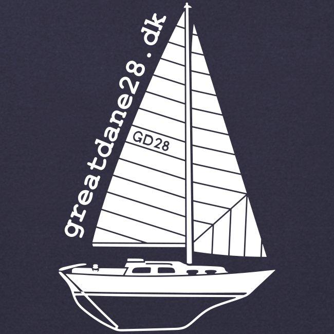 GD28 Gents' Navy Blue Sweatshirt