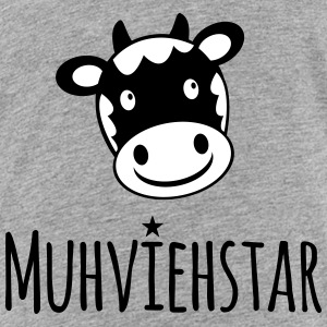 Muhviehstar KIDS EDITION - Kinder Premium T-Shirt