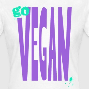 XL-goVEGAN  T-Shirts - Frauen T-Shirt