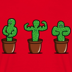 cactus with muscles T-Shirts - Men's T-Shirt