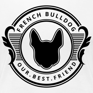Original French Bulldog T-Shirts - Frauen Premium T-Shirt