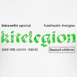 KITELEGION SPECIAL en - Men's Slim Fit T-Shirt