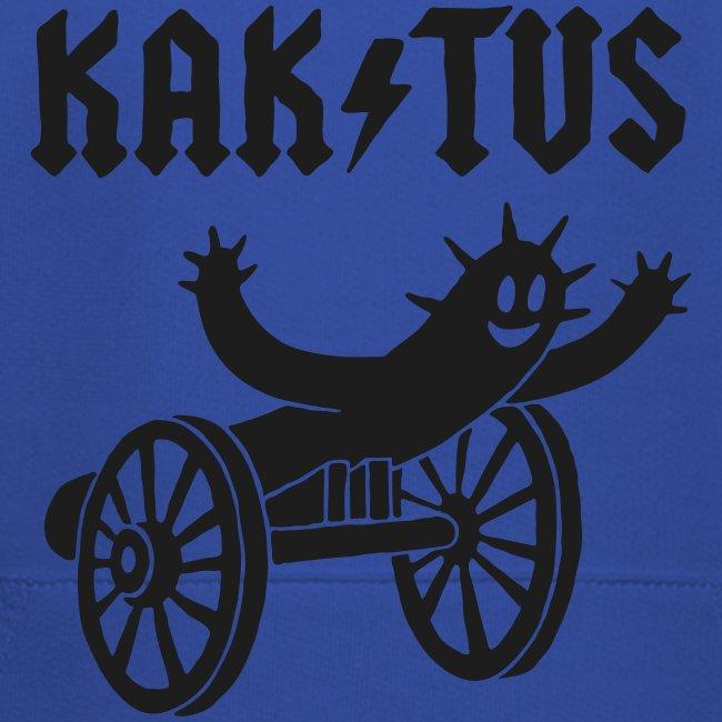 Kinderhoodie KAK / TUS mit Glitzerdruck