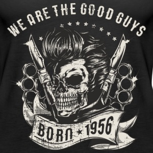 SSD Rockabilly we are th Good Guys 1956 RAHMENLOS Tops - Frauen Premium Tank Top