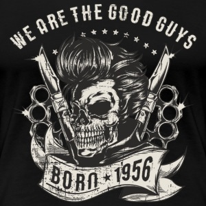 SSD Rockabilly we are th Good Guys 1956 RAHMENLOS T-Shirts - Frauen Premium T-Shirt