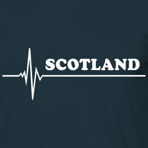 Scotland T-shirts - Mannen T-shirt