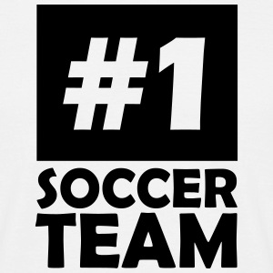 number one soccer team T-Shirts - Men's T-Shirt
