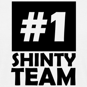 number one shinty team T-Shirts - Men's T-Shirt