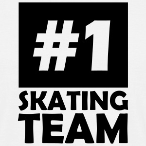 number one skating team T-Shirts - Men's T-Shirt