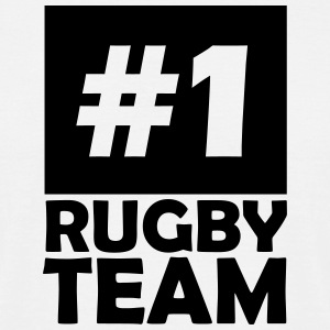 number one rugby team T-Shirts - Men's T-Shirt