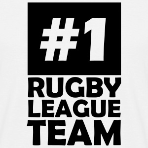 number one rugby league team T-Shirts - Men's T-Shirt