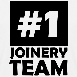 number one joinery team T-Shirts - Men's T-Shirt