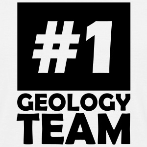 number one geology team T-Shirts - Men's T-Shirt