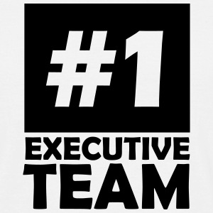 number one executive team T-Shirts - Men's T-Shirt