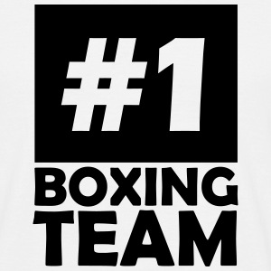 number one boxing team T-Shirts - Men's T-Shirt