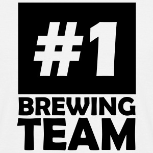 number one brewing team T-Shirts - Men's T-Shirt
