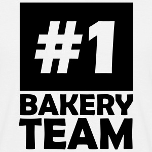 number one bakery team T-Shirts - Men's T-Shirt