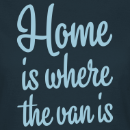 Design ~ Home is where the van is