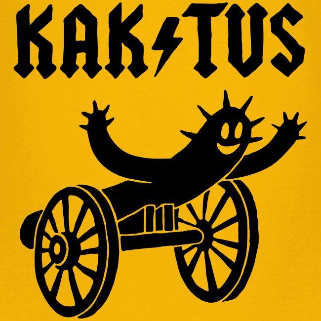 Kinder-Shirt KAK / TUS mit Flockdruck
