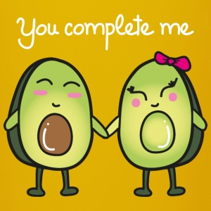 You Complete Me (Avocado) Mugs & Drinkware - Full Colour Mug