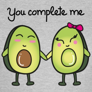 You Complete Me (Avocado) T-Shirts - Frauen T-Shirt