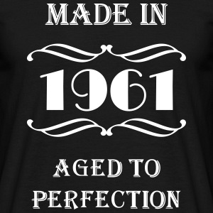 Made in 1961 T-shirts - Herre-T-shirt