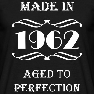 Made in 1962 T-shirts - T-shirt herr